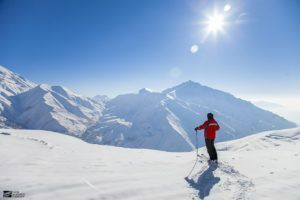 Best places for skiing close to Barcelona