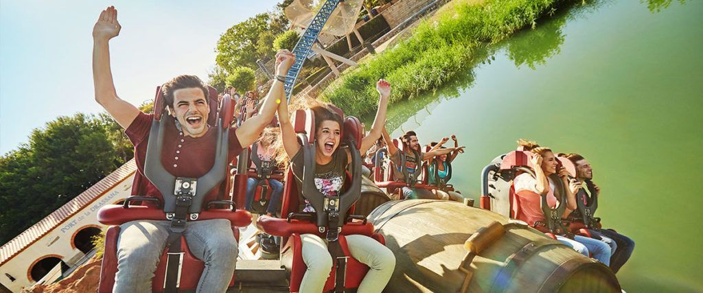 Top Theme Parks and Water Parks around Barcelona